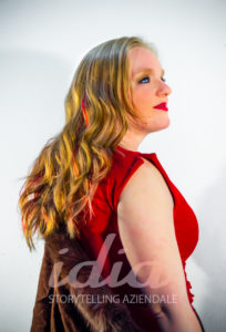 Campagna pubblicitaria di una collezione di prodotti per capelli