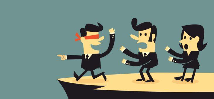 Top 10 dei peggiori errori di Comunicazione Aziendale